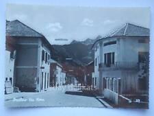 PAULARO Udine via roma vecchia cartolina
