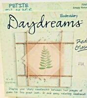 Dimensions Simply Nature Daydreams Petite in Glass Embroidery Stitch Kit 72602