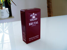 BRUTAL Classic spicy herbal fragrance (eau de cologne, made in Poland,exclusive)