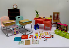 Our Generation Awesome Academy School Room Set for 18 inch Dolls Accessories