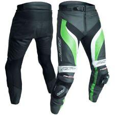 Pantalon vert RST pour motocyclette