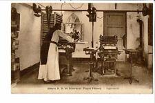 CPA-Carte Postale-Belgique-Abbaye N.D. de Scourmont- Imprimerie 1932 VM21536dg