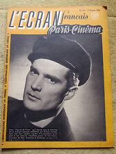 l'écran français paris cinema, n°136,  février 1948