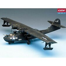 Academy Consolidated Pby-5A 1:72 scale model aircraft model kit 12487