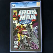 Iron Man #280 (Marvel 1992) 💥 CGC 9.8 White Pages 💥 HIGHEST - 1 of 15! Comic