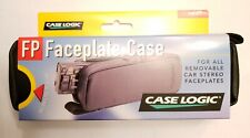 BRAND NEW Case Logic Faceplate Case Model FP1 Removable Car Stereo Face Plates