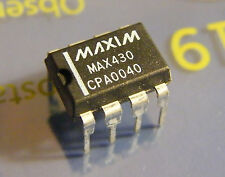 MAX430CPA ±15V Chopper-Stabilized Operational Amplifier, Maxim