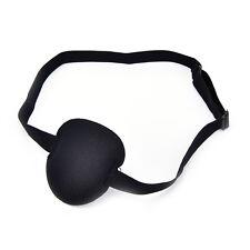 Medizinische Verwendung Concav Augenklappe Schaumstoff Nut VerstellbarerBügel WH