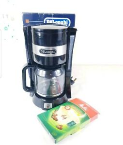 DeLonghi ICM15210 10 Cup Filter Coffee Maker Machine