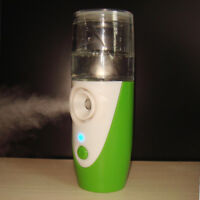 Portable Ultrasonic Nebulizer Handheld Nebuliser Inhaler Respirator Humidifier