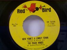"TRADEWINDS ""NEW YORK'S A LONELY TOWN / CLUB SEVENTEEN"" 45"