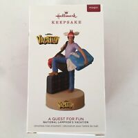 National Lampoons Vacation A Quest For Fun Musical 2018 Hallmark Ornament