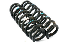 BMW 1 Series E82 Coupe A9 Rear Left Right Coil Spring Set