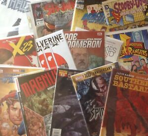 *X-MEN* - 50x comic lot (Marvel Comics...70's-current) $250+ value!!!