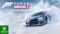 Blizzard Mountain Download in Forza Horizon 3 for Xbox one and Windows 10 - FAST