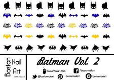 Batman Vol 2 - Waterslide Nail Decal - 50 PC - BNA-10273