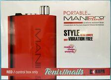 KUPA Portable Mani-Pro Passport RED CONTROL BOX ONLY~use w/ UPOWER & MANIPRO NIB