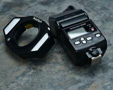 Canfield Twinflash Nikon SB600 Speedlight Macro Flash Micro (#3294)