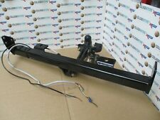 LANDROVER FREELANDER MK1 98-06 COMPLETE TOW BAR WITH WIRING HARDLY USED!