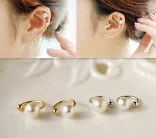Modeschmuck ohrringe perlen  Mode-Ohrschmuck im Ohrklemme-Stil mit Clips | eBay