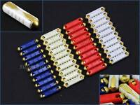 40x 5 8 16 25 Amp Continental Fuse Bullet Torpedo Cylinder Classic Car Vehicle