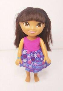 Dora the Explorer Everyday Adventures Doll - Winter Adventure Dora 20cm