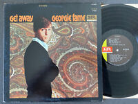 GEORGIE FAME - GET AWAY - ORIGINAL stereo RECORD 1966 Imperial LP-12331 w/ Inner