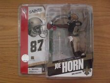 Joe Horn McFarlane 2005 Saints Figure Debute ?CHASE? HELMET LOGO 1 SIDE ONLY!*!
