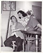 SYLVIA OPERT LEROY PRINZ Vintage CANDID DESERT SONG Longworth Warner Bros. Photo