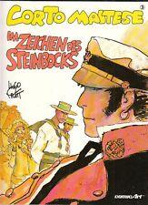 Corto Maltese im Zeichen des Steinbocks  SC von Hugo Pratt in Topzustand  !!!