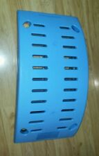 The Wave Arched Orthopedic Back Stretcher Blue & Gray
