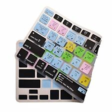Dogxiong Keyboard Silicone Skin Cover, OSX Shortcut Keys, For Macbook Air Pro