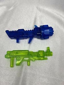 WEAPONS ONLY 2 Guns belong to Jean Grey & Polaris 1990s X-MEN MARVEL Super Hero