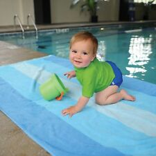 Home Outdoor Swimming Pool Baby Infant Swim 6M Reusable Pants Nappy Diaper Blue