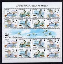 Birds.WWF.Nature - M/S  - MNH**