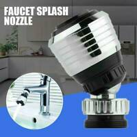 360° Rotate Faucet Filter Tap Diffuser Kitchen Bathroom Accessories Gadget Spray
