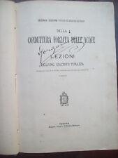 1888 IDRAULICA LOTTO DI OPERE DI GIACINTO TURAZZA CANALI E SOTTOPASSI DI STRADE