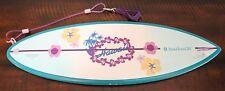 American Girl Doll SURFBOARD Boogie Paddle Board Hawaii Kanani