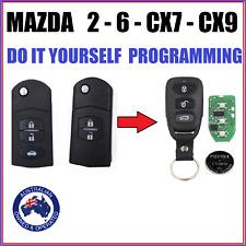 MAZDA 2 6 CX7 CX9 CX 7 CX 9 REMOTE KEYLESS ENTRY FOB  2007 - 2015