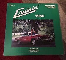 Cruisin' 1960 - 12' Vinyl LP Record