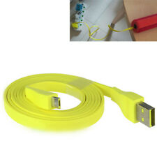 4ft Flat Micro USB charger PC/DC Cable Cord For UE/BOOM MEGA Bluetooth Speaker