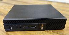 Dell Optiplex 3020 Micro i3-4160T 4th Gen 3.1GHz, 4GB, 500GB  Win 10 - NO PSU