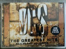 DCS The Greatest Hits Sealed & Delivered - Bhangra CD 4 Disc Pack