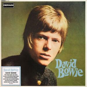 David Bowie, Original Mono and Stereo Versions (2 Vinyl)