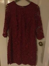 Fab Papaya lace dress, size 14. Perfect condition.