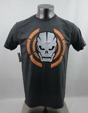 Call of Duty Black Ops Tee Grey/Orange/White Men's Size S-XXL New with Tags