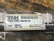 4 Thk Hsr30 1000l Linear Rail 2 Brand New 2 Used