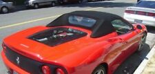 2001-2009 Ferrari 360,F430 Spider Replacement Convertible Top/Plastic Window