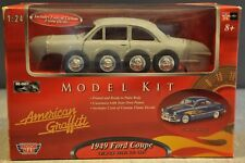 Motormax's 1949 Ford Coupe - MODEL KIT - NIB - 1:24 - Ready To Paint