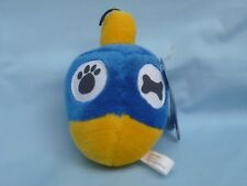 Dreidel PLUSH SQUEAKER Dog Toy  CHEWISH TREATS by Copa Judaica NWT